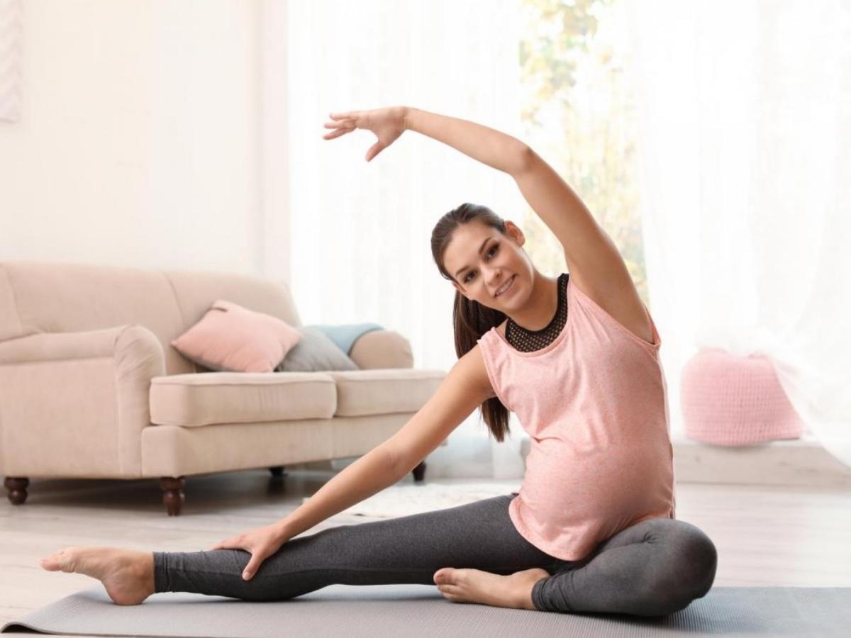 Sportul în perioada sarcinii