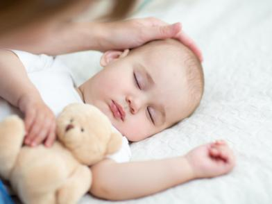 Grija față de somnul bebelușului