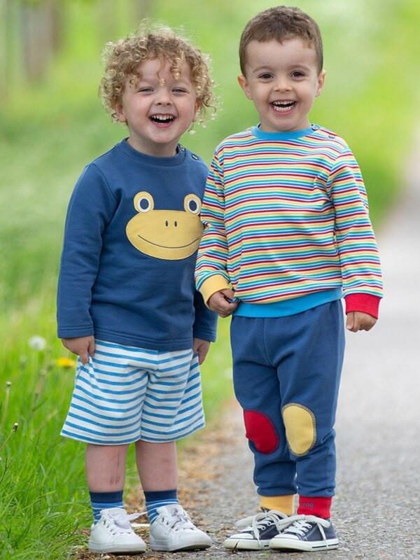 Bluză bebe Broscuţă