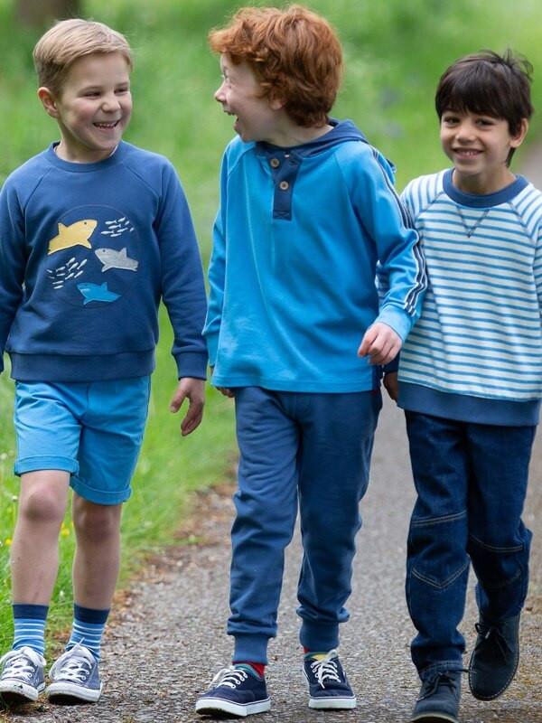 Bluză băieţi Studland