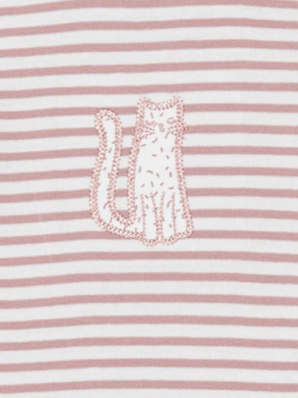 Bluză bebe Luna Cat