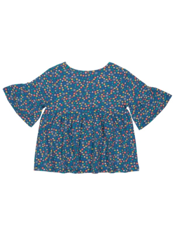 Bluză fete Dandy Ditsy