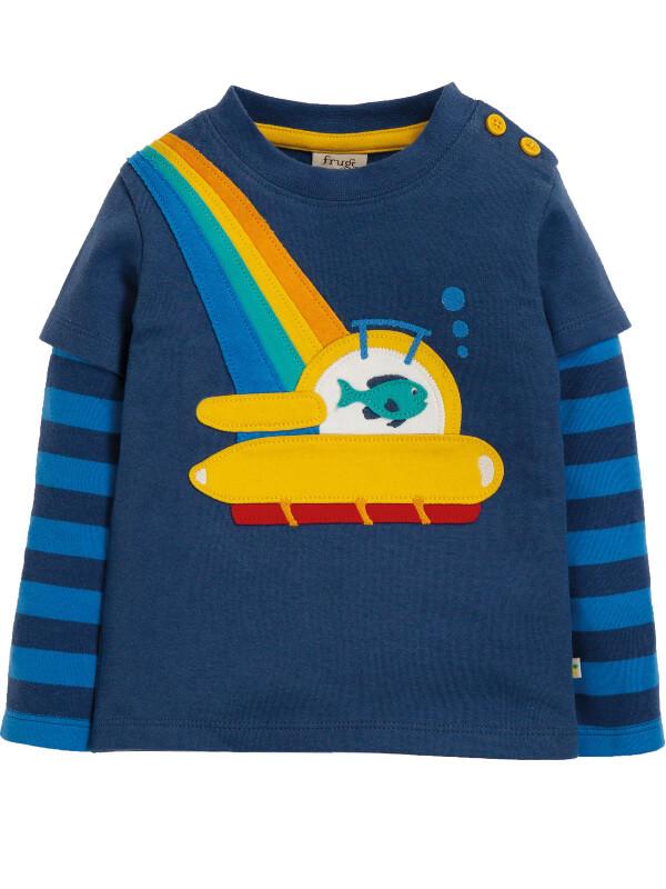 Bluză Leo cu submarin