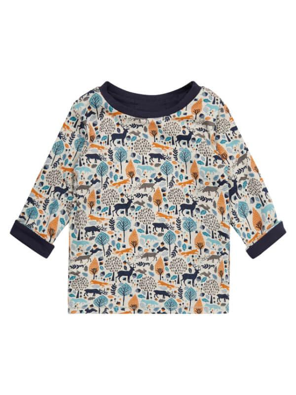 Bluză reversibilă băieţi Felix