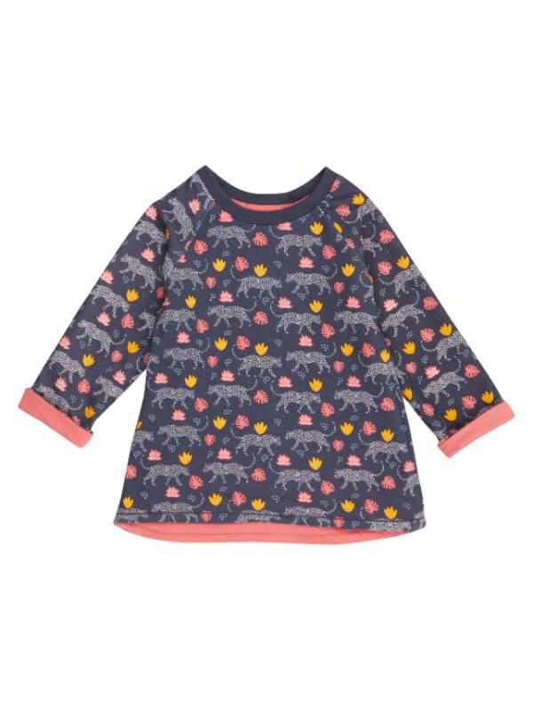 Bluză reversibilă Dolores Leopards