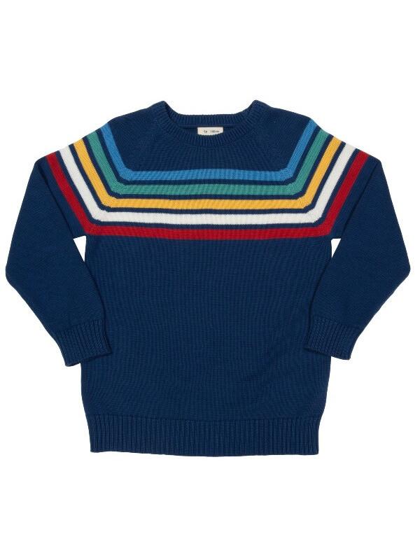 Bluză tricotată Retro