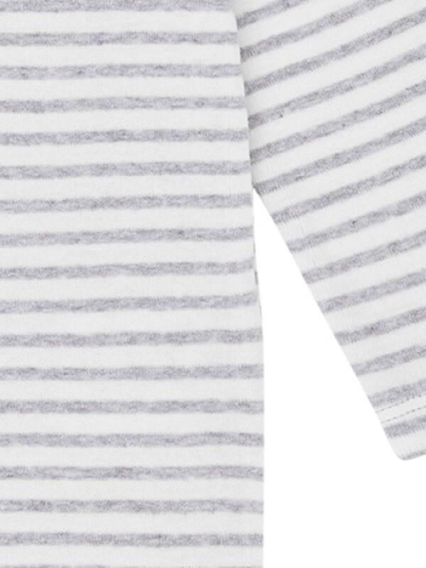 Body bebe Yvon Grey Stripes