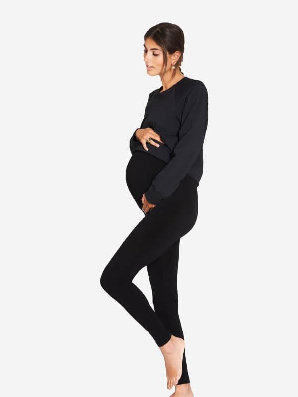 Colanţi pentru gravide Birdy, bambus organic