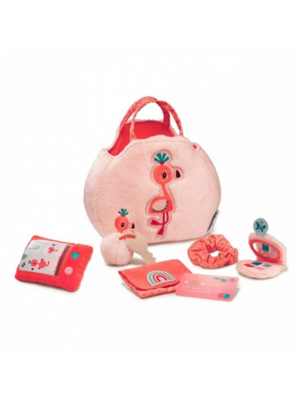 Gentuţă cu accesorii Flamingo Anais