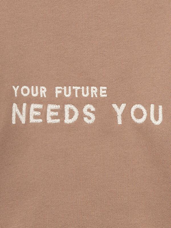 Hanorac Your Future, maro