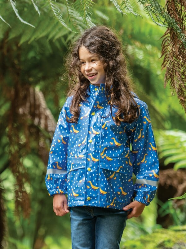 Jachetă impermeabilă Puddle Buster Runner Ducks