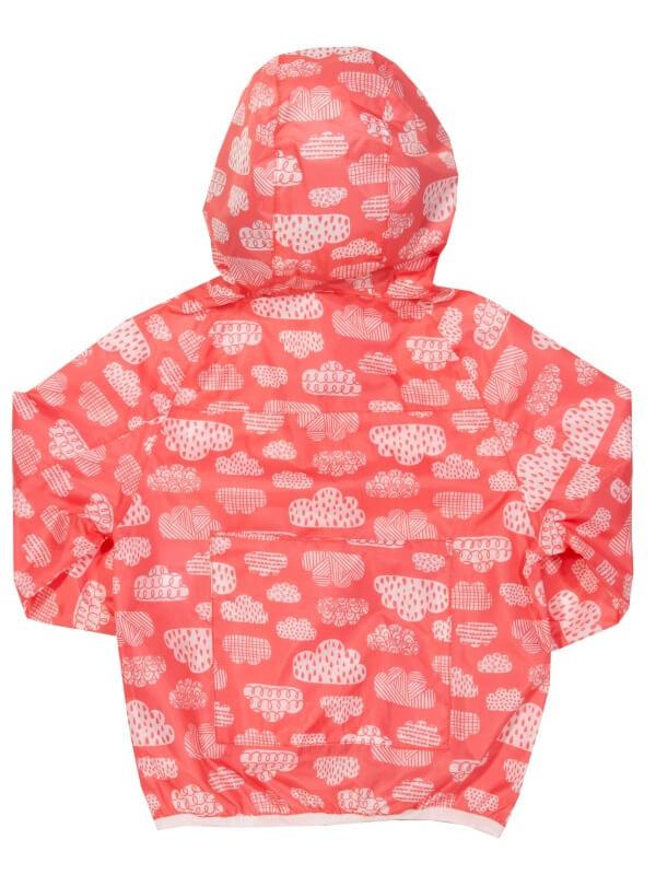 Jachetă impermeabilă fete Puddlepack