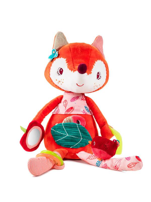 Jucărie activităţi Vulpea Alice