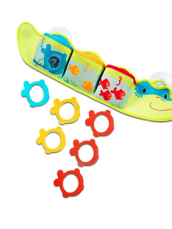 Jucărie baie Crocodilul Anatole
