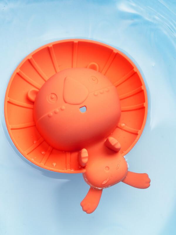 Jucărie baie Leuţul plutitor
