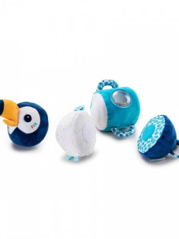 Jucărie cu sunete Tucanul Pablo