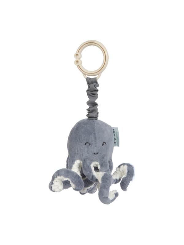 Jucărie cu vibraţii Caracatiţă Ocean Blue