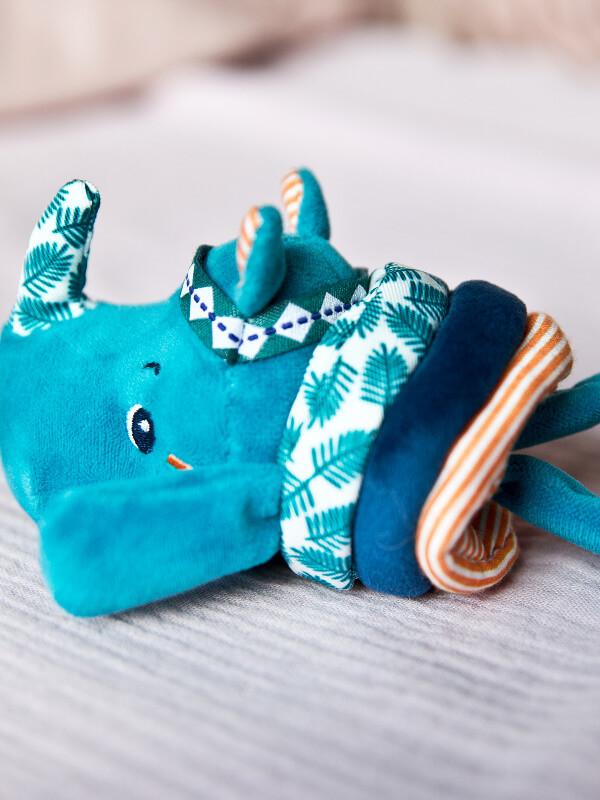 Jucărie cu vibraţii Rinocerul Marius Dansează
