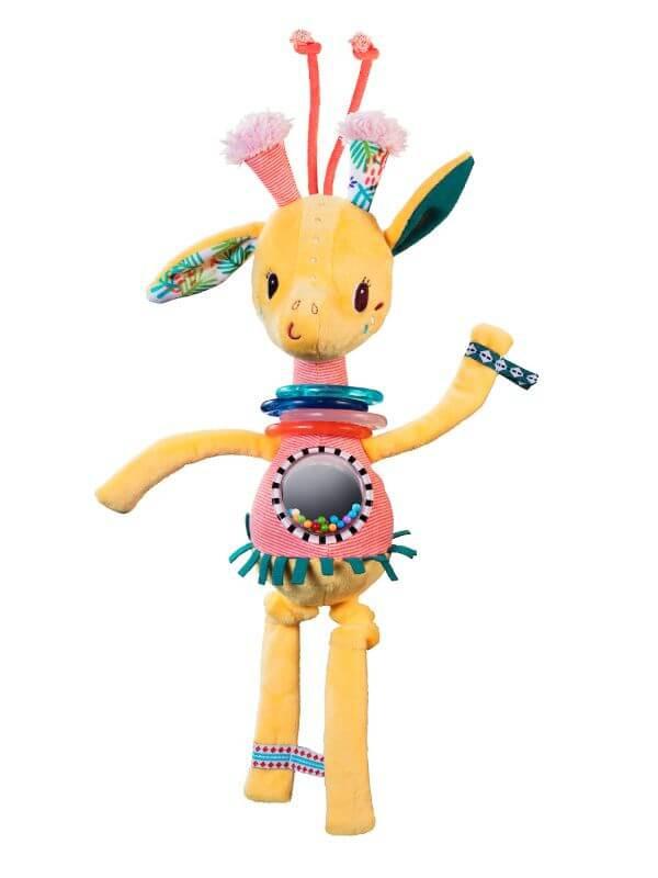 Jucărie interactivă Girafa Zia
