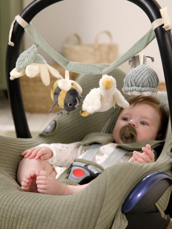 Jucărie pentru cărucior Little Goose
