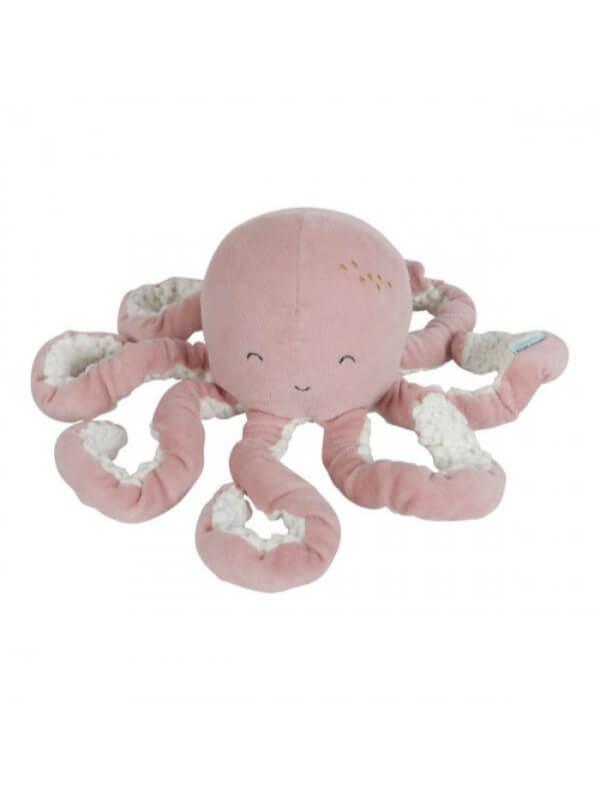 Jucărie pluş Caracatiţă Ocean Pink