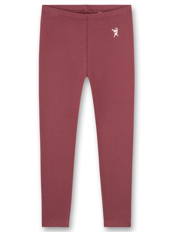 Leggings fetiţe Red