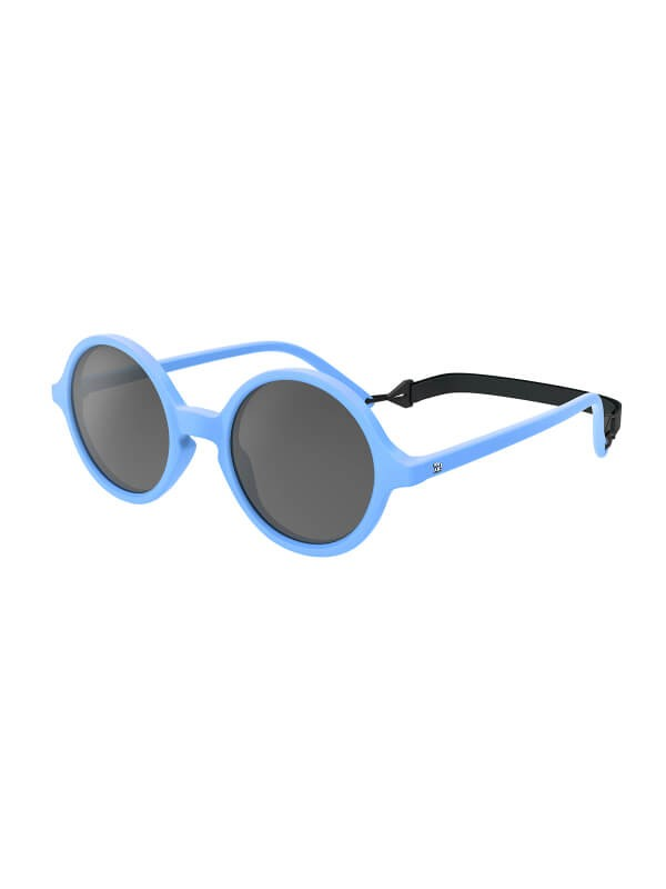 Ochelari soare copii Woam Blue, 4-6 ani