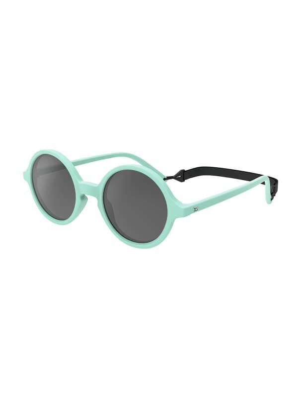Ochelari soare copii Woam Green, 0-2 ani