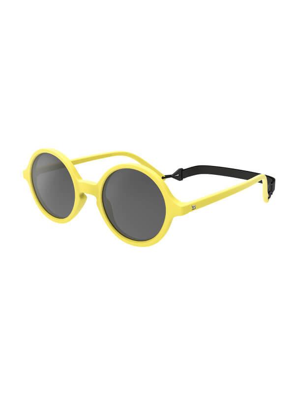 Ochelari soare copii Woam Yellow, 4-6 ani