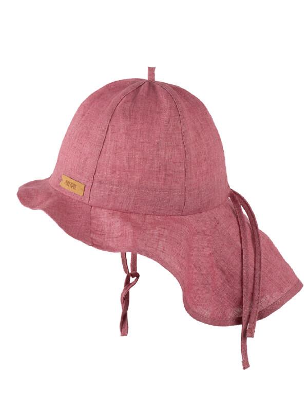 Pălărie ajustabilă din in Cassis