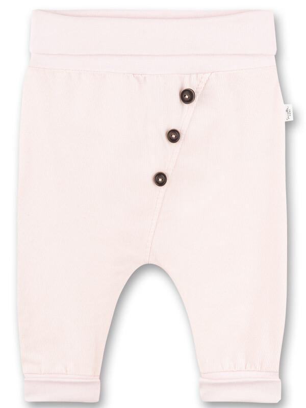Pantaloni bebe Sanetta Pure, Rose Blush