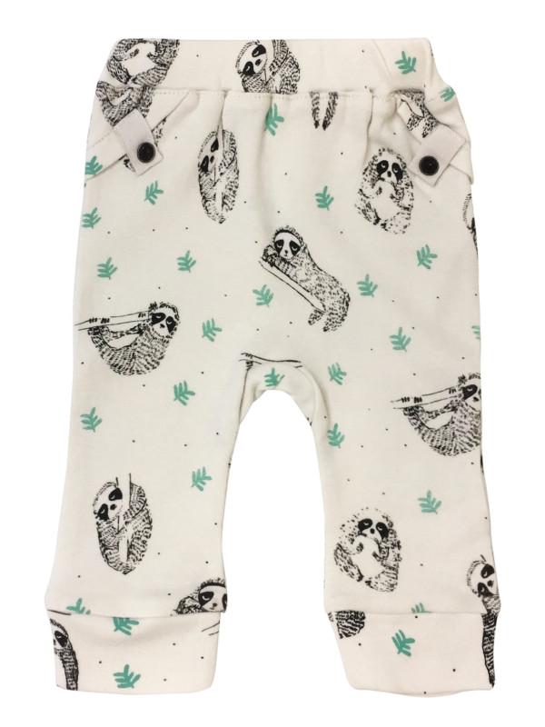 Pantaloni bebe Sloths