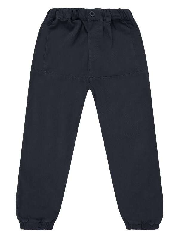 Pantaloni căptuşiţi Bimisi Navy, toamnă-iarnă