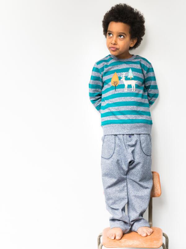 Pantaloni bebe Tim