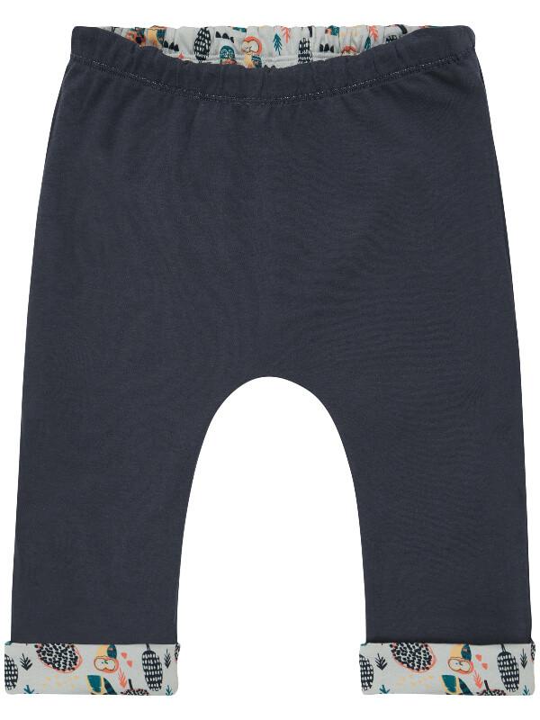 Pantaloni reversibili Baker Navy Boys Forest
