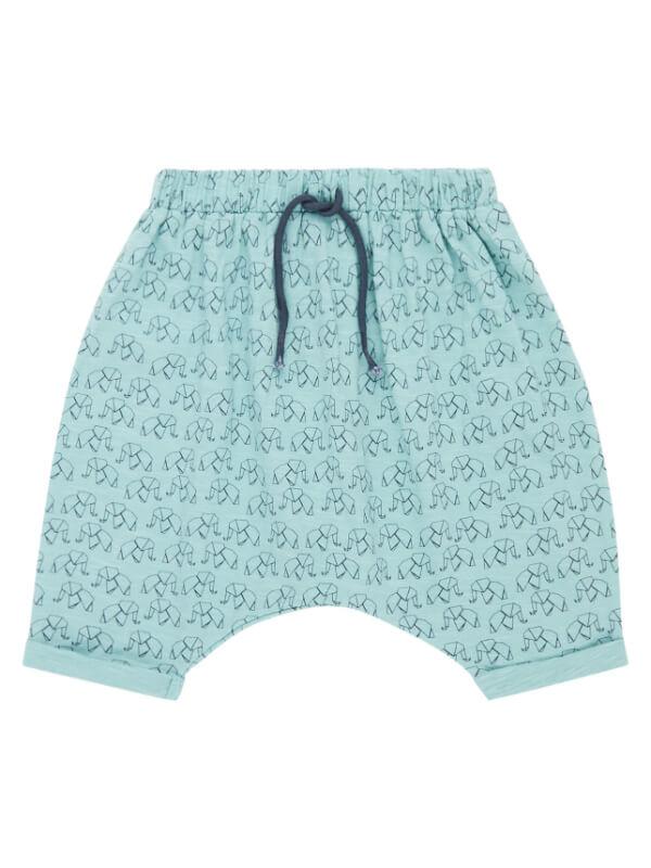 Pantaloni scurţi bebe Magesh Elephant