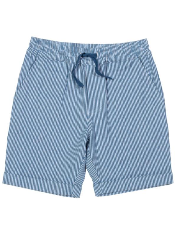 Pantaloni scurţi din denim pentru băieţi