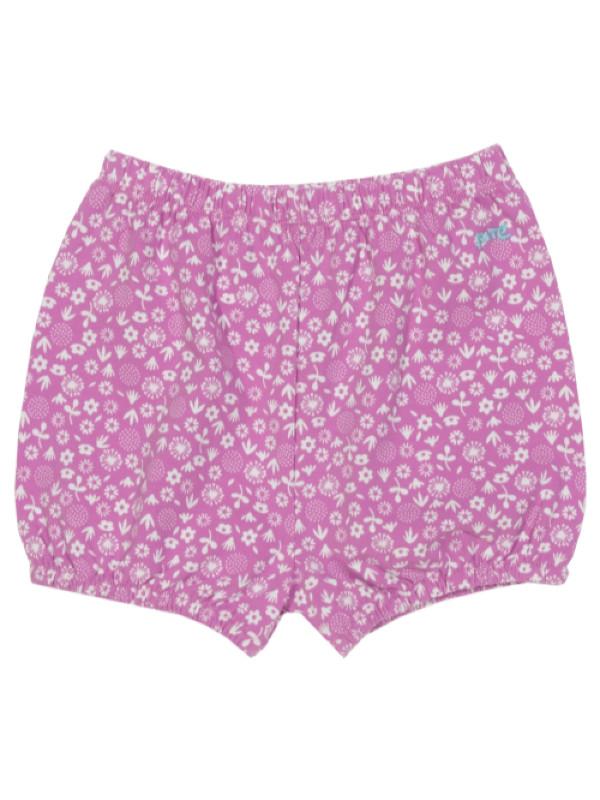 Pantaloni scurţi bebe Ditsy Bubble