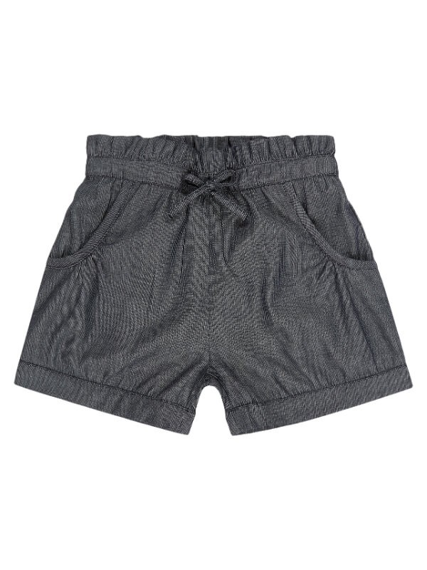 Pantaloni scurţi fete Olivia Navy Stripes