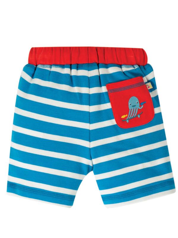 Pantaloni scurţi Little Stripy