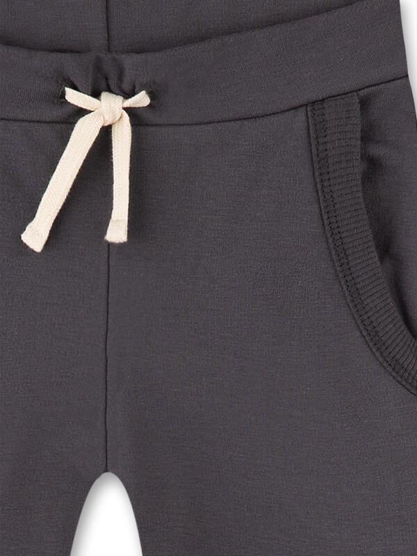 Pantaloni sport fete Sanetta Pure Grey