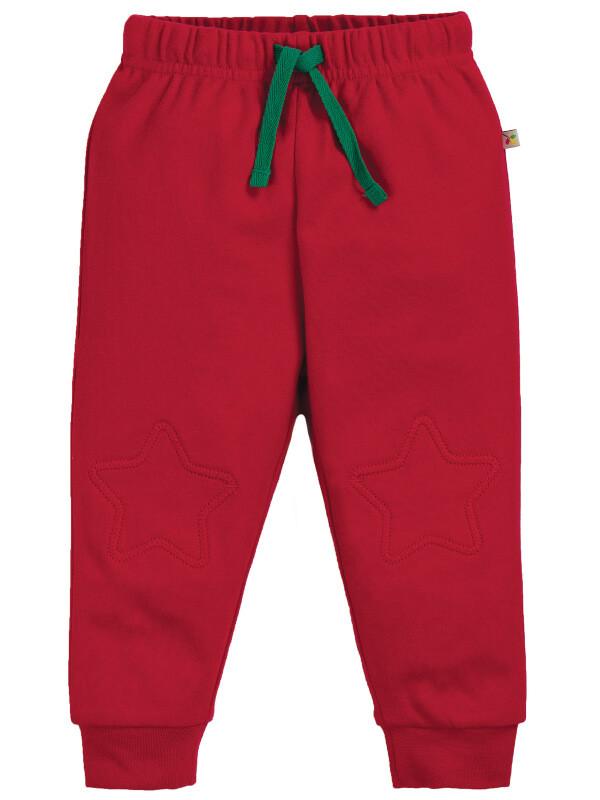 Pantaloni sport bebe Kneepatch