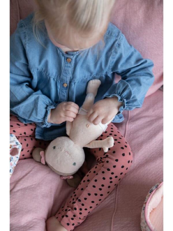 Păpuşă bebeluş Rosa