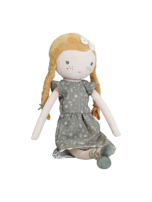 Păpuşă textilă Julia 35 cm