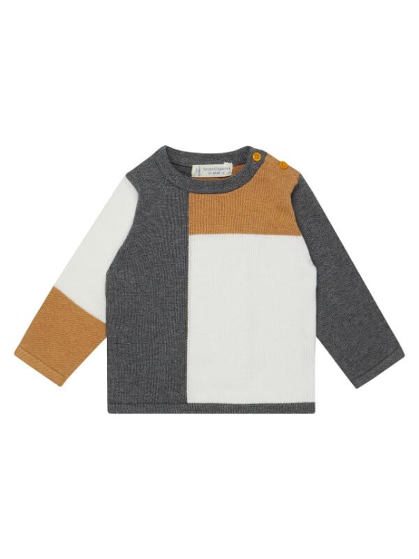 Pulover tricotat bebe Pim
