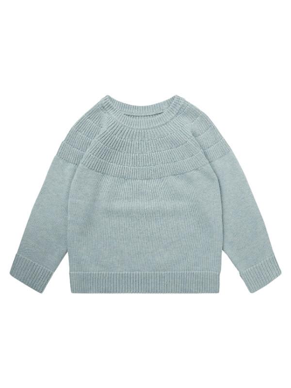 Pulover tricotat fete Gaho Light