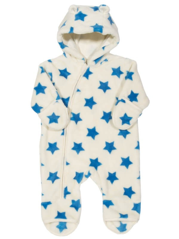 Salopetă din fleece Star