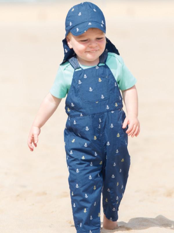Salopetă reversibilă bebe Little Tom