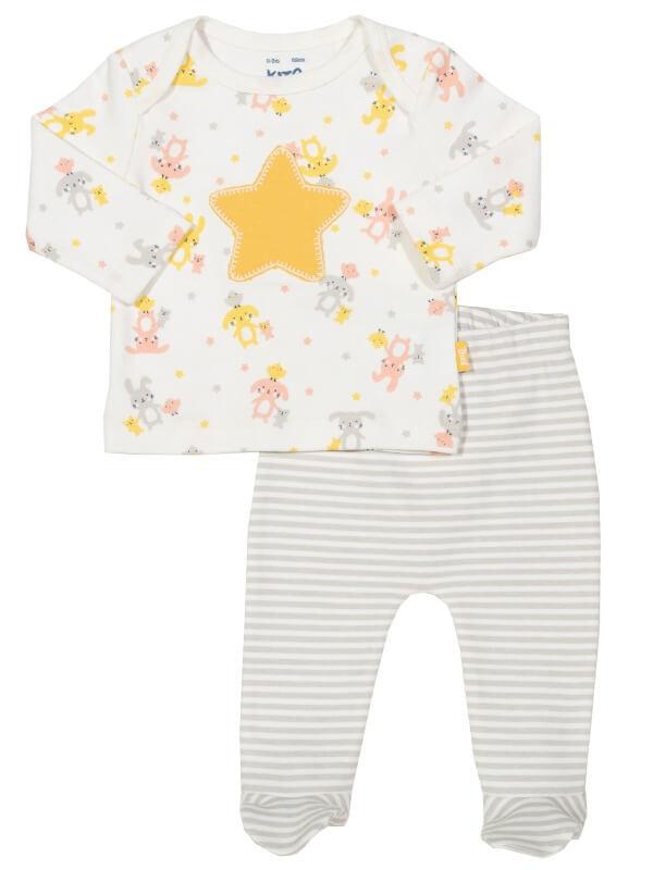 Set bluză şi pantaloni Star