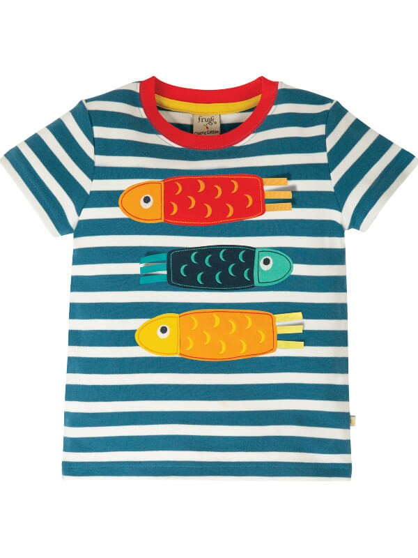 Tricou băieţi Sid Fish